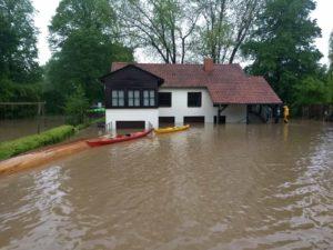 Hochwasser 2019